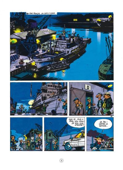 Page 3 spirou et fantasio tome 33 - virus