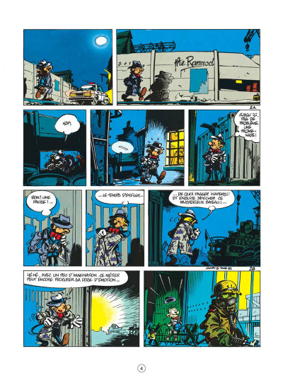 Page 4 spirou et fantasio tome 33 - virus