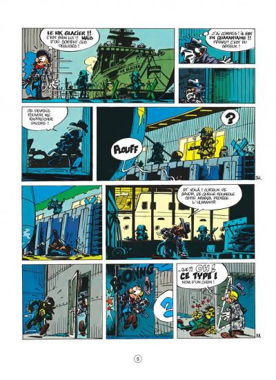 Page 5 spirou et fantasio tome 33 - virus