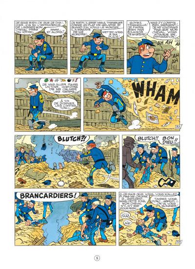 Page 5 les tuniques bleues tome 22 - des bleus et des dentelles