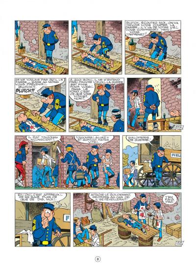 Page 8 les tuniques bleues tome 22 - des bleus et des dentelles