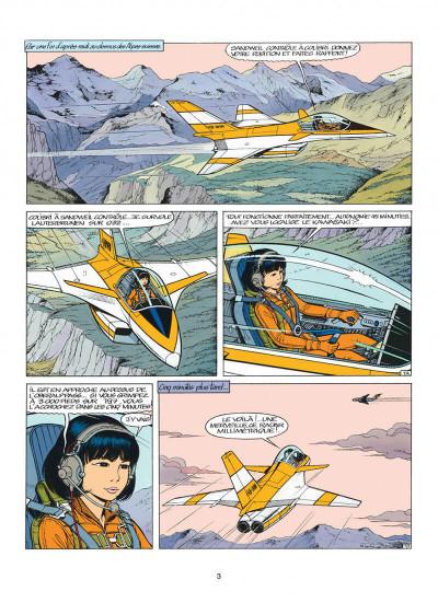 Page 3 yoko tsuno tome 15 - le canon de kra
