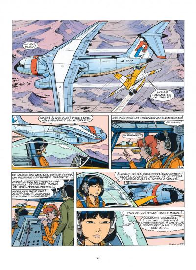 Page 4 yoko tsuno tome 15 - le canon de kra
