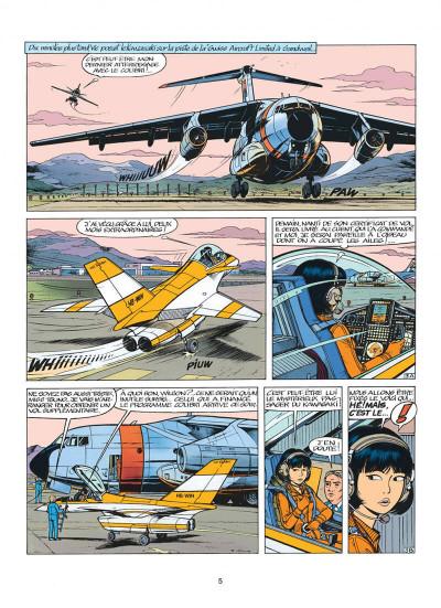 Page 5 yoko tsuno tome 15 - le canon de kra