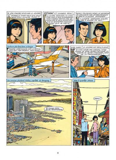 Page 8 yoko tsuno tome 15 - le canon de kra