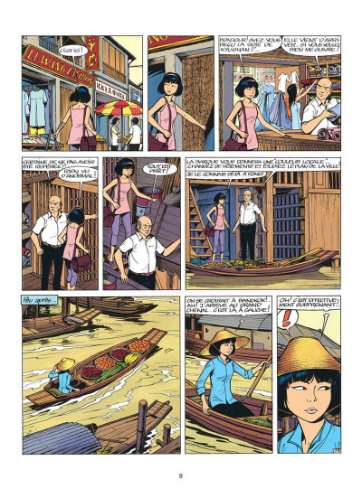 Page 9 yoko tsuno tome 15 - le canon de kra