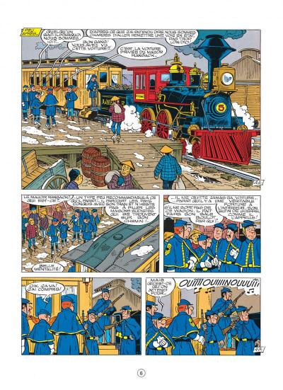 Page 6 les tuniques bleues tome 23 - les cousins d'en face