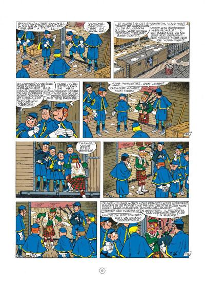 Page 9 les tuniques bleues tome 23 - les cousins d'en face