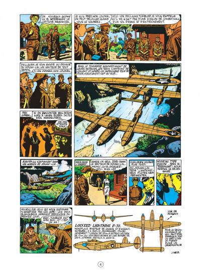 Page 4 buck danny tome 4 - tigres volants
