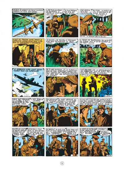 Page 5 buck danny tome 4 - tigres volants