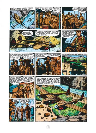 Page 6 buck danny tome 4 - tigres volants