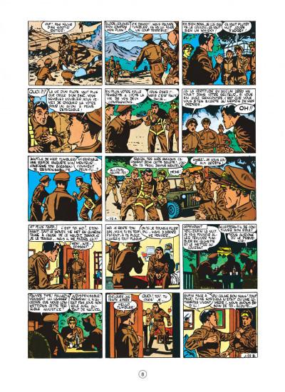 Page 8 buck danny tome 4 - tigres volants