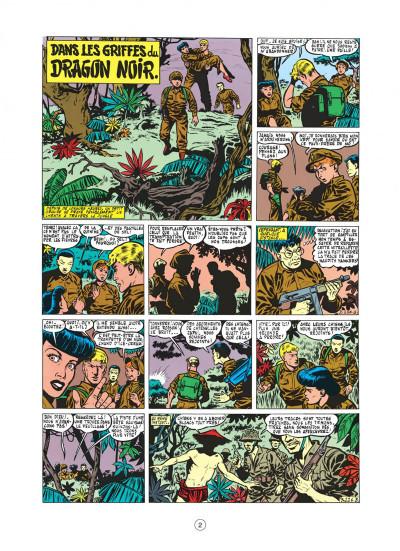 Page 2 buck danny tome 5 - dans griffes du dragon noir