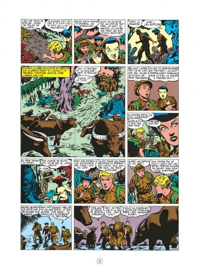 Page 3 buck danny tome 5 - dans griffes du dragon noir