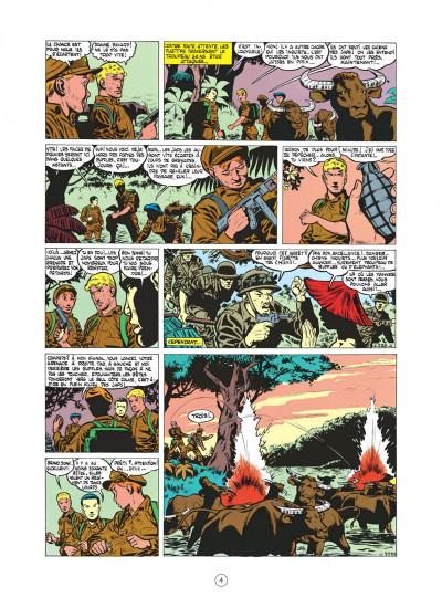 Page 4 buck danny tome 5 - dans griffes du dragon noir