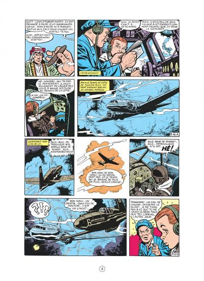 Page 4 buck danny tome 8 - les pirates du désert