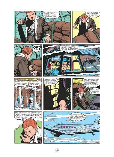 Page 8 buck danny tome 8 - les pirates du désert
