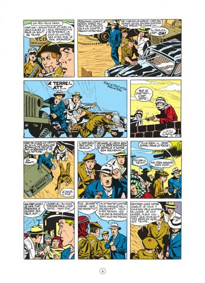 Page 4 buck danny tome 9 - les gangsters du pétrole