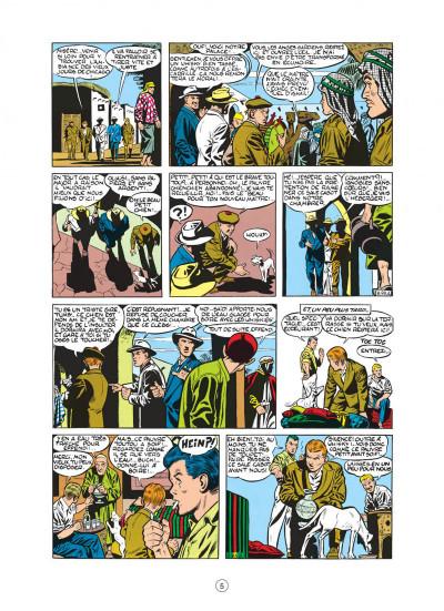 Page 5 buck danny tome 9 - les gangsters du pétrole