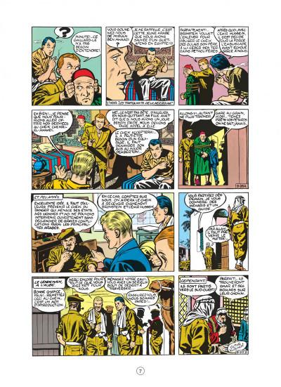 Page 7 buck danny tome 9 - les gangsters du pétrole