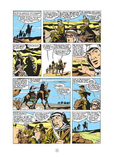 Page 8 buck danny tome 9 - les gangsters du pétrole