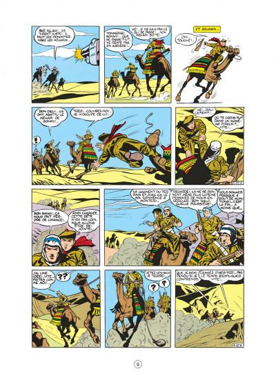 Page 9 buck danny tome 9 - les gangsters du pétrole