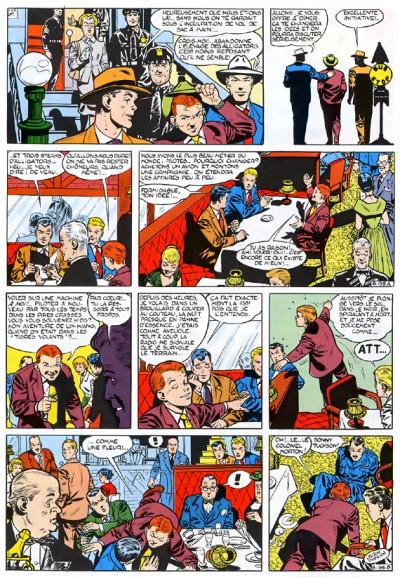 Page 2 buck danny tome 10 - les pilotes d'essai