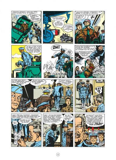Page 4 buck danny tome 11 - ciel de corée