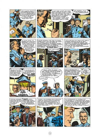 Page 5 buck danny tome 11 - ciel de corée