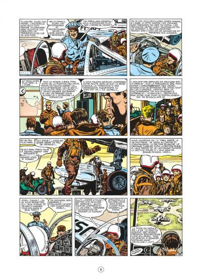 Page 6 buck danny tome 11 - ciel de corée