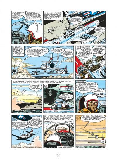 Page 7 buck danny tome 11 - ciel de corée