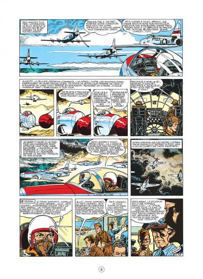 Page 8 buck danny tome 11 - ciel de corée