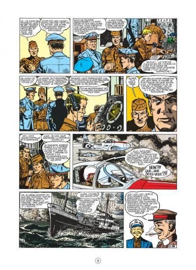 Page 9 buck danny tome 11 - ciel de corée