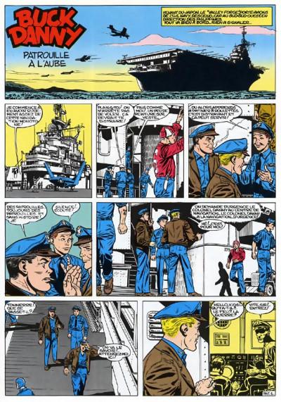 Page 1 buck danny tome 14 - patrouille à l'aube