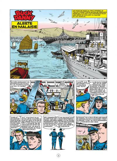 Page 3 buck danny tome 18 - alerte en malaisie
