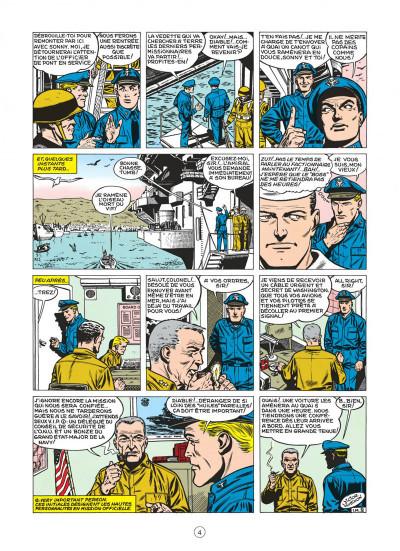 Page 4 buck danny tome 18 - alerte en malaisie