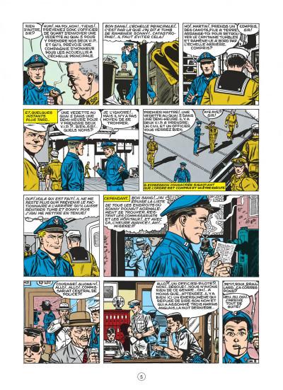 Page 5 buck danny tome 18 - alerte en malaisie