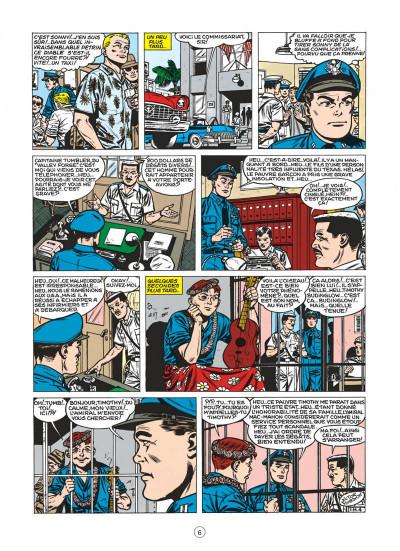 Page 6 buck danny tome 18 - alerte en malaisie