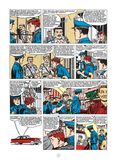 Page 7 buck danny tome 18 - alerte en malaisie