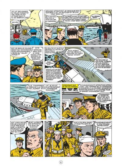 Page 8 buck danny tome 18 - alerte en malaisie