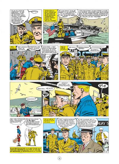 Page 9 buck danny tome 18 - alerte en malaisie