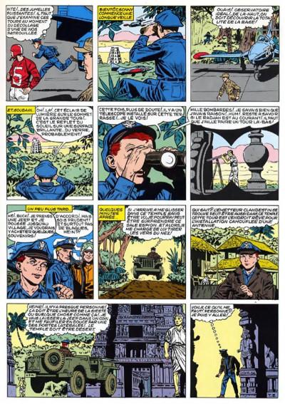 Page 5 buck danny tome 19 - le tigre de malaisie