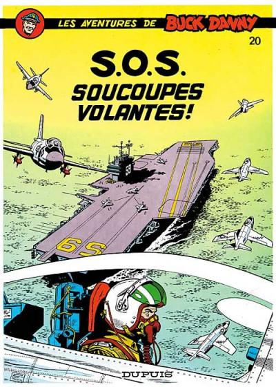 image de buck danny tome 20 - sos soucoupes volantes