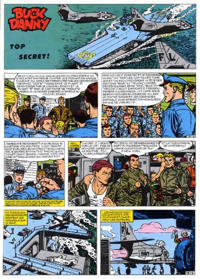 Page 1 buck danny tome 22 - top secret