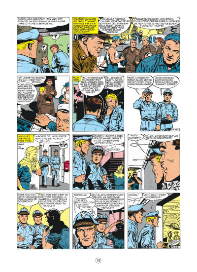 Page 0 buck danny tome 22 - top secret