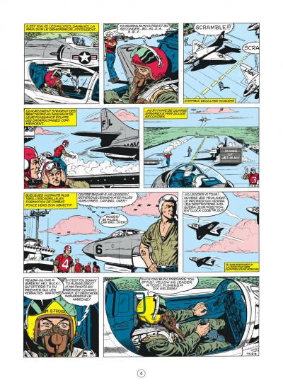 Page 4 buck danny tome 22 - top secret