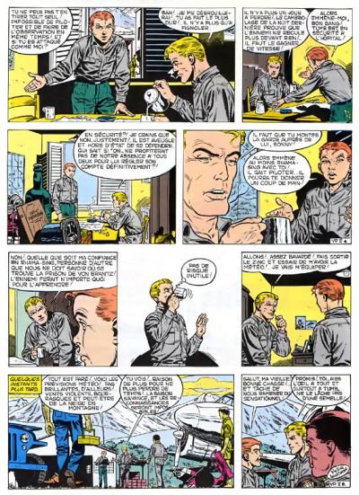 Page 1 buck danny tome 23 - mission vers la vallée perdue