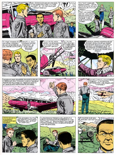 Page 2 buck danny tome 23 - mission vers la vallée perdue