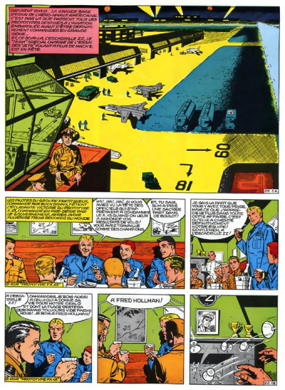 Page 1 buck danny tome 25 - escadrille zz