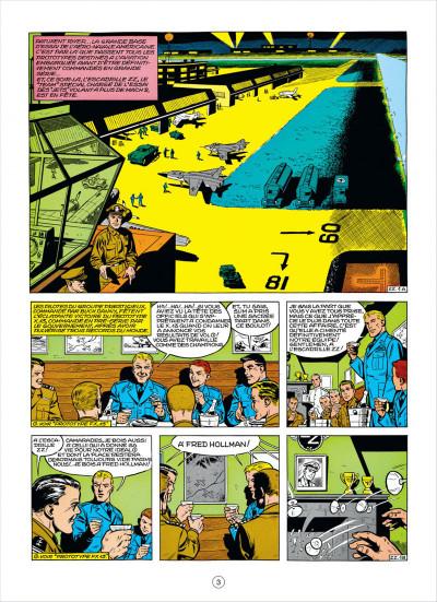 Page 3 buck danny tome 25 - escadrille zz